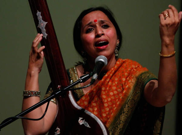 "Vidya Shah is a composer, musician, and writer from New Delhi, India. Initially trained in Carnatic music, she later received guidance in the North Indian genres of Khayal, Thumri Dadra and Ghazal. Shah is a recipient of the Charles Wallace Award and a senior fellowship from the government of India for her project ""Women on Record,"" a performance highlighting the contributions of the forgotten women performers in the gramophone era."