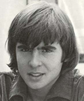 Davy Jones: My first crush.