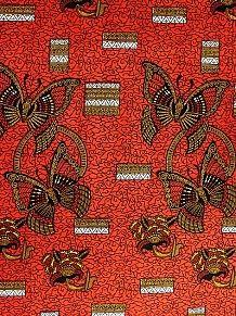 Empire T extiles African Wax Prints - Premium Holland Wax Premium Hollandais PRICE - £16.00
