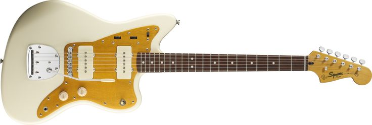 Squier J Mascis Jazzmaster  I've actually played this one! It's pretty good!