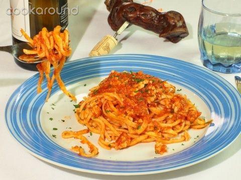 Umbricelli in salsa Trasimeno: Ricetta Tipica Umbria | Cookaround