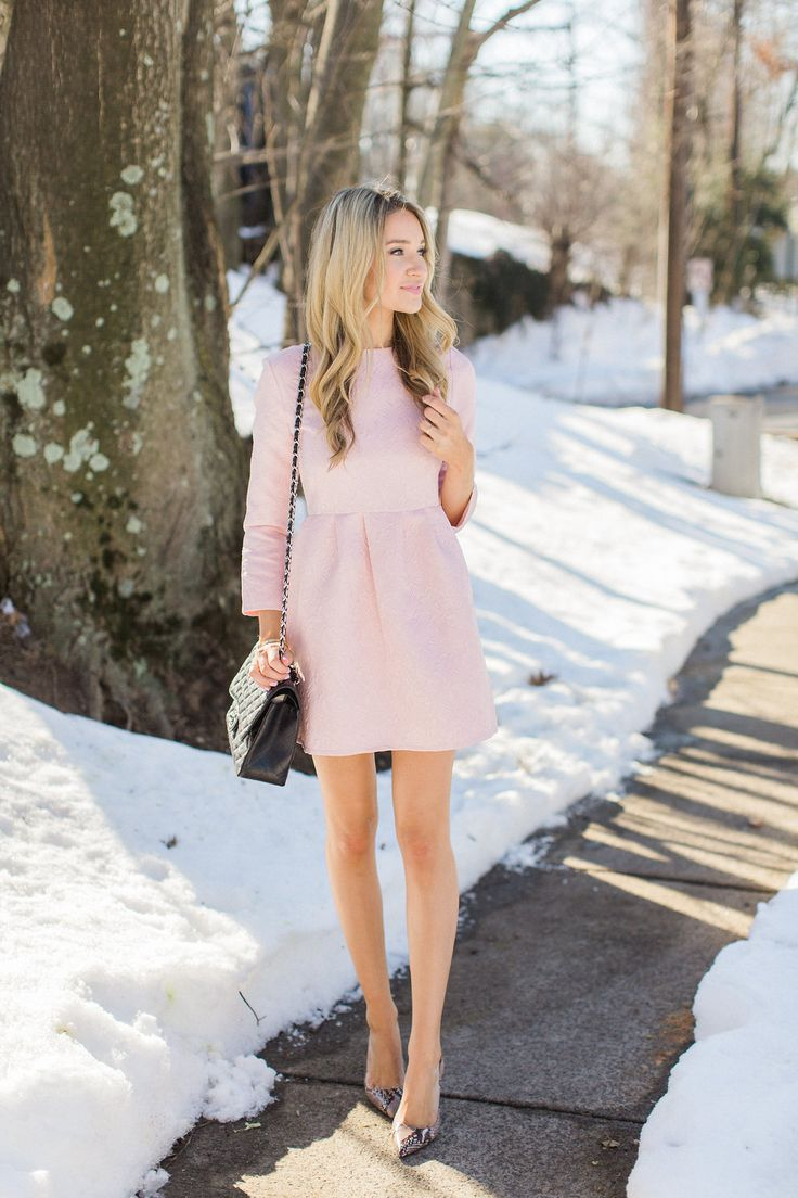 Valentine's Day Pink Outfit