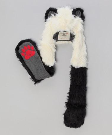 Panda Spirit Hood - Kids by Spirithoods on #zulily