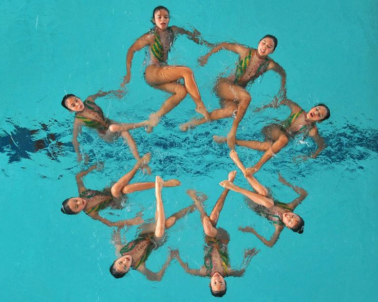 synchronized swimming - Google Search
