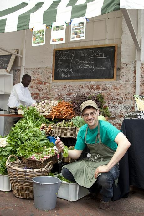 Food is love. Joburgers love their food markets. The neighbourgoods market in the city is just one example.