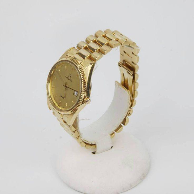 Reloj OMEGA de oro#reloj# de segunda mano#omega