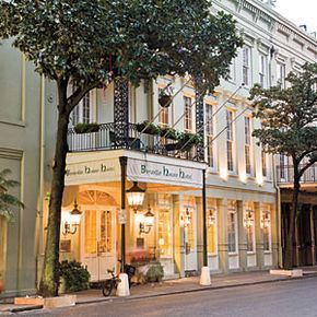 Louisiana - Where To Stay in New Orleans | Bienville House | SouthernLiving.com