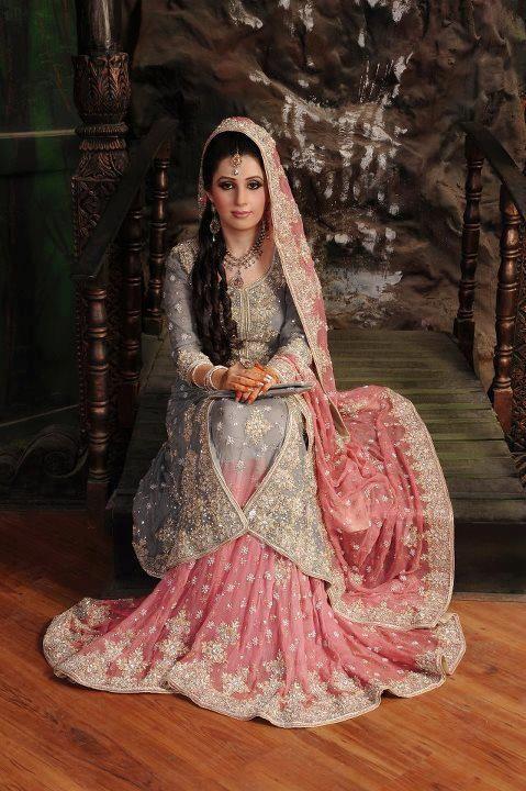 Pink Desi Clothes