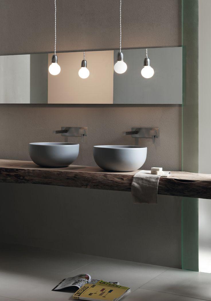 76 besten badarchitektur bilder auf pinterest badezimmer badezimmerideen und g ste wc. Black Bedroom Furniture Sets. Home Design Ideas