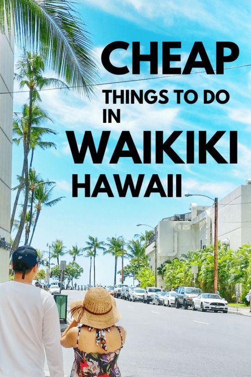 Low cost issues to do in Waikiki :: Oahu, Hawaii on a funds :: Free actions, low cost actions