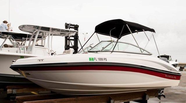 2013 Rinker 196 Captiva Power Boat For Sale - www.yachtworld.com