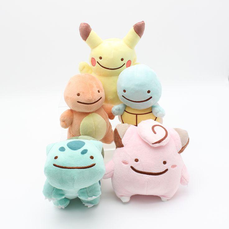 "$28.99 (Buy here: https://alitems.com/g/1e8d114494ebda23ff8b16525dc3e8/?i=5&ulp=https%3A%2F%2Fwww.aliexpress.com%2Fitem%2F5pcs-lot-Kawaii-Pikachu-Plush-Doll-Toys-5-5-Charmander-Cyndaquil-Dragonite-Snorlax-Squirtle-Mew-Peluche%2F32738078580.html ) 5pcs/lot Kawaii  Plush Doll Toys 5.5"" Charmander Cyndaquil Dragonite Snorlax Squirtle Mew Peluche Toys For Children for just $28.99"