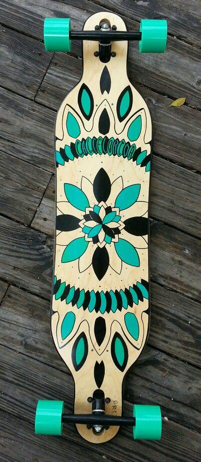 CaliFlorida Longboards #longboarddesign #longboarding