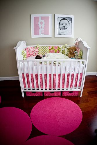 Baby room chambre b b d coration nursery gar on fille baby bedroom boys girl - Chambre enfant garcon ...
