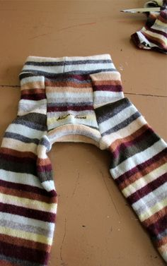 I have been making this style of pants for a few years now. I have never given them a name and I do not have a pattern for these. No one pair is alike as I decide on the finished pants according to...