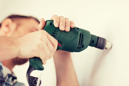 Drilling Holes http://www.handymansingapore.com.sg/articles/7-smart-tips-on-drilling-holes-in-wall.html