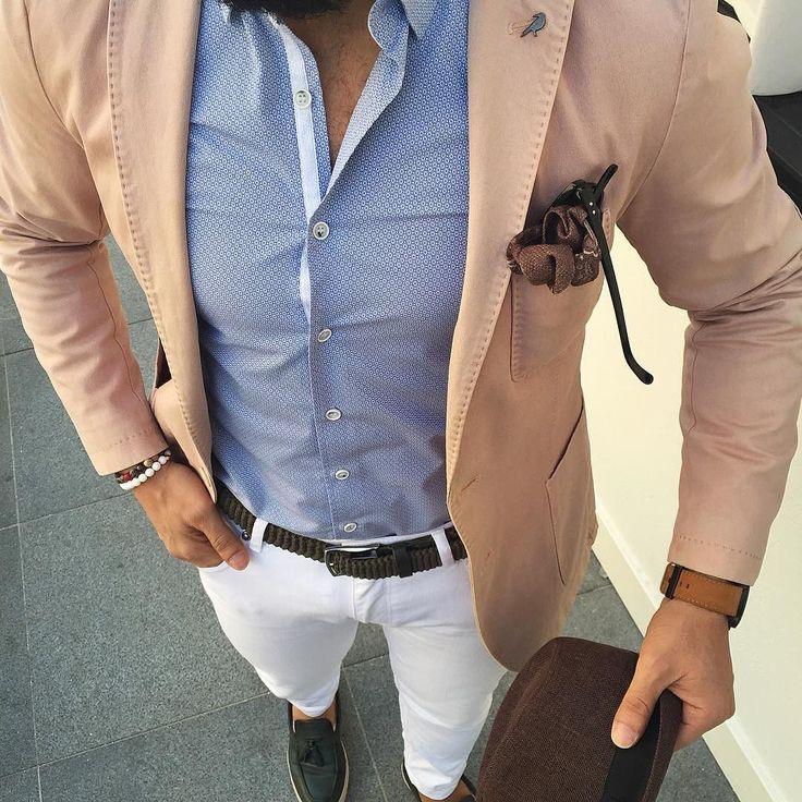 Men's style help. I felt like a bum on first date.?