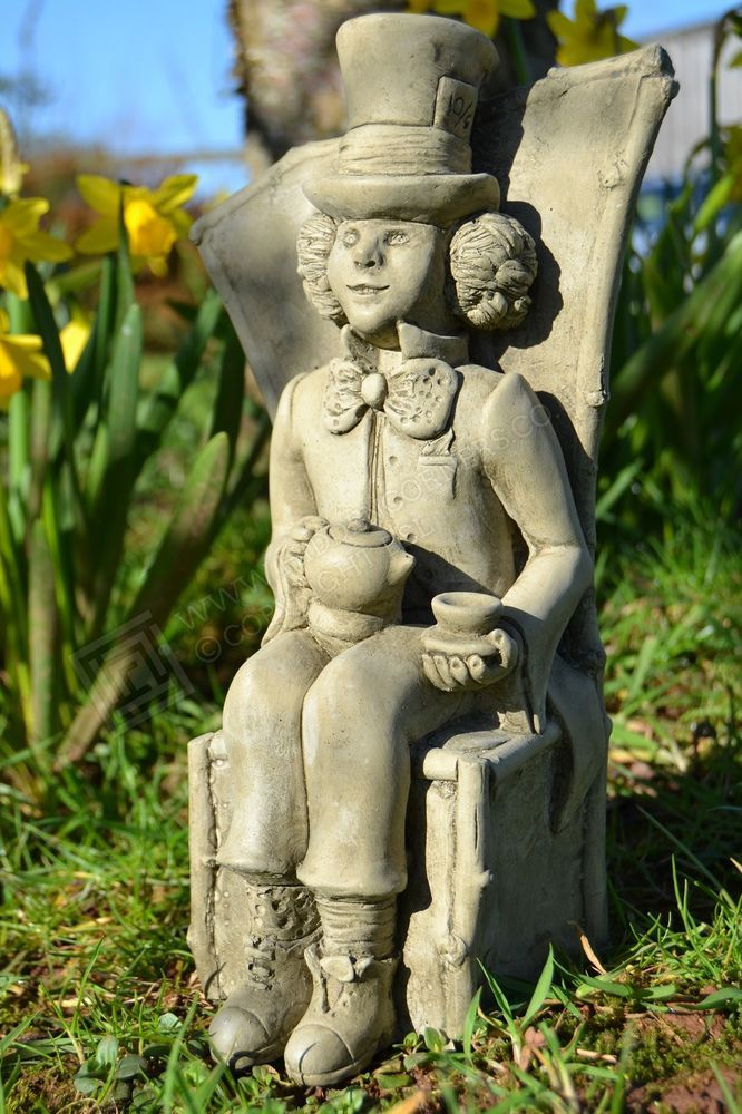 43 best what you can find on ebay images on pinterest garden ornaments lawn ornaments and for Alice in wonderland garden statues
