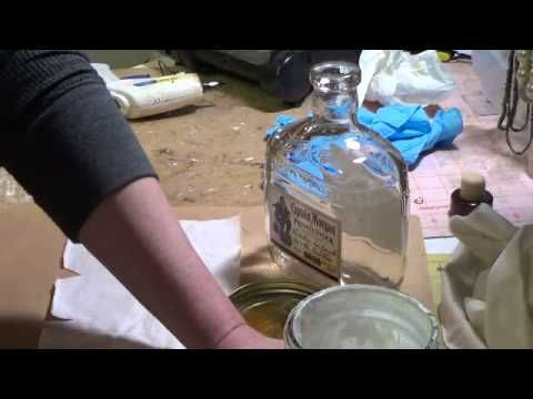 Sharing with you all this simple tutorial on how to make an altered bottle, enoy, and please leave a comment or suggestion, cheers you all