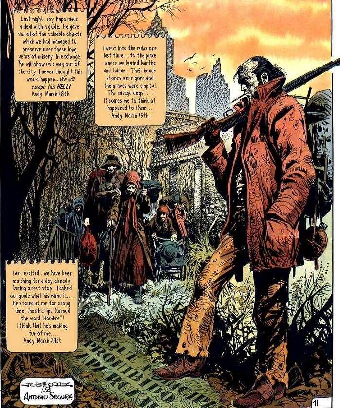 Hombre (at ComicVine: http://comicvine.gamespot.com/hombre/4005-67449/images/?tag=All+Images)