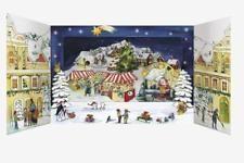 Kalender Weihnachtszauber in der Stadt Adventskalender Mit Türchen, Briefchen..