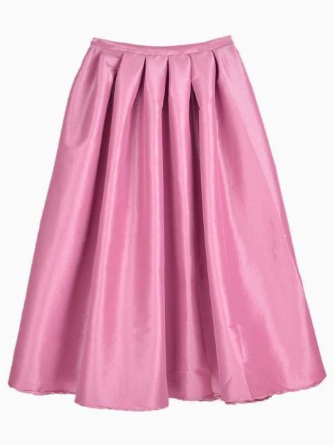 1000 ideas about pink midi skirt on midi
