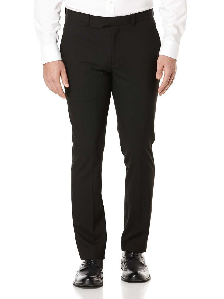 #FashionVault #perry ellis #Men #Bottoms - Check this : Perry Ellis Very Slim Heather Solid Dress Pant for $64.99 USD