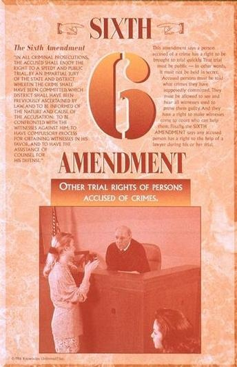 An interpretation of the 4th amendment of the us constitution regarding peoples rights