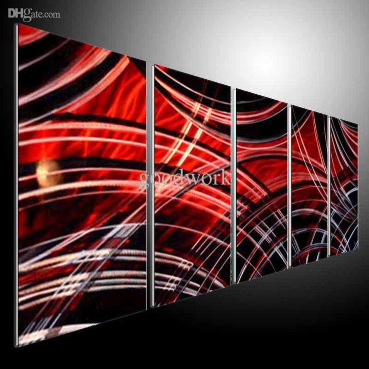 Wholesale-Metal Wall Art Decor - Metal Sculpture Wall ART Modern Hand Painted Earth Tone Abstract Home Decor Online with $208.28/Piece on Goodwork's Store | DHgate.com