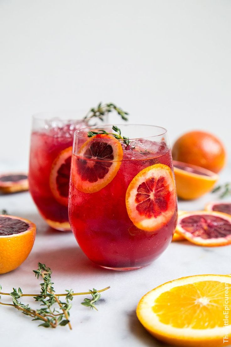 9 Cocktails To Amp Up The Holiday Spirit