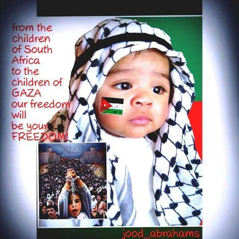 My lil' Gaza boy