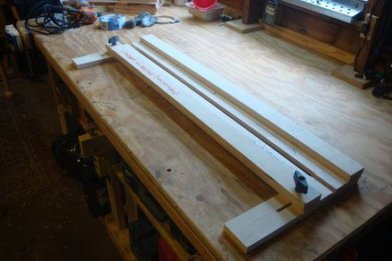 Excellent Adjustable Dado Jig For Router Shop And Jigs