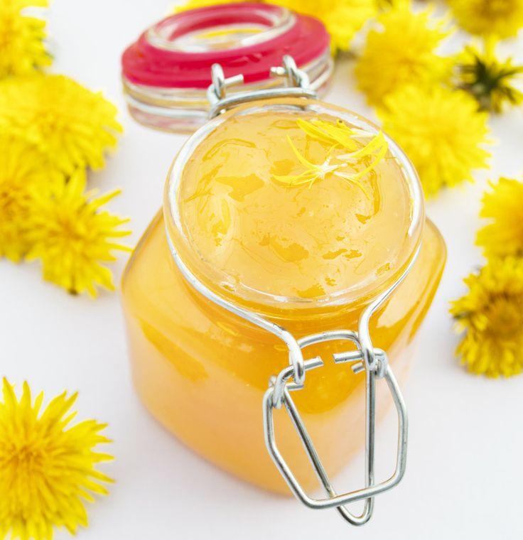 Diese Rezept ist eine ideale Abwechslung zur Marmelade. Die Löwenzahnmarmelade sollte bald auf Ihrem Frühstücktisch stehen.