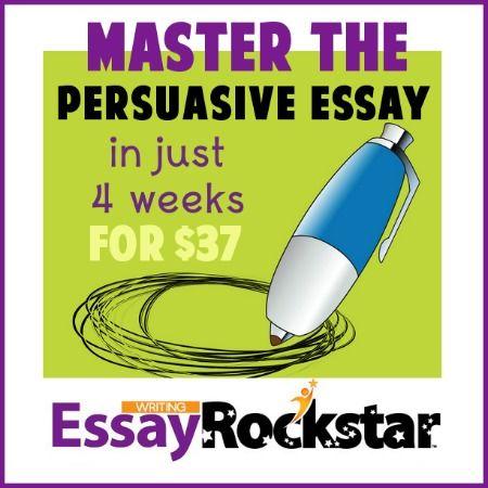 Persuasive Essay Outline Sample