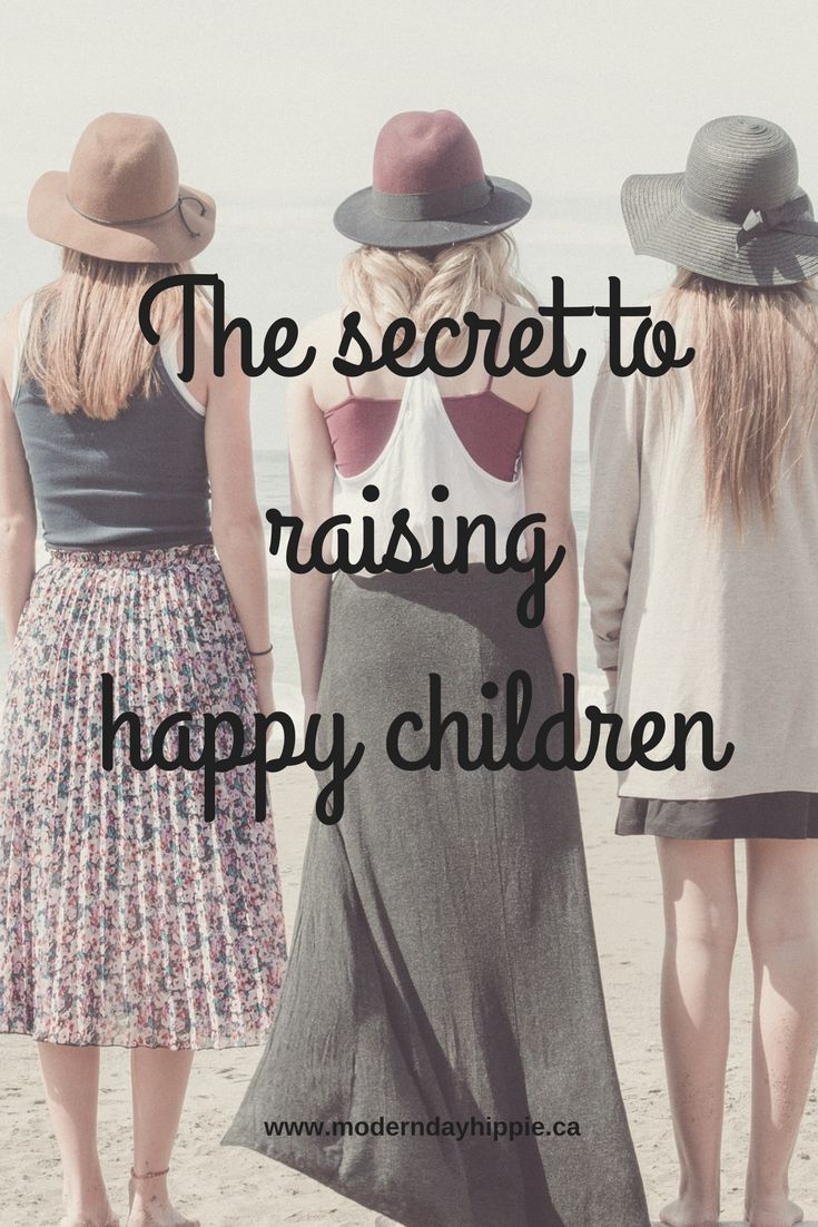 Your child's happiness begins with you, Mama.  via @Modern Day Hippie Mama