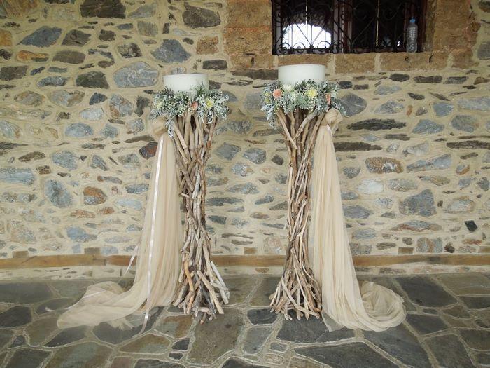 Φενέρης - Λαμπάδες Γάμου - Λαμπάδες γάμου