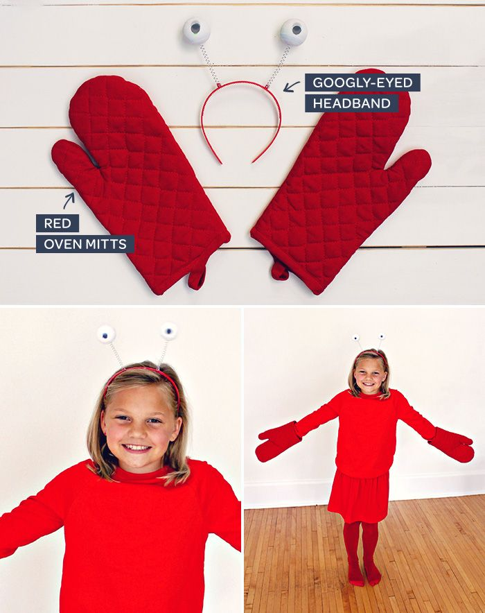 21 best kid crab costume images on pinterest crab costume costume get awesome clever and cheap last minute halloween costume ideas and tips and tricks great homemade diy costumes for kids and adults solutioingenieria Gallery