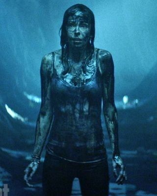 A trailer for a nightmarish looking sci-fi horror thriller called  Extraterrestrial has been released. The film was directed by the Vicious  Brothers. Their last project was the 2011 indie horror flick Grave  Encounters, which was actually a decent horror movie.  The story follows a group of friends who head into the woods to stay in a  cabin for a fun weekend. What they don't know is that it will be a lovely  weekend of death after they witness a UFO crash nearby. When they go to  check it…