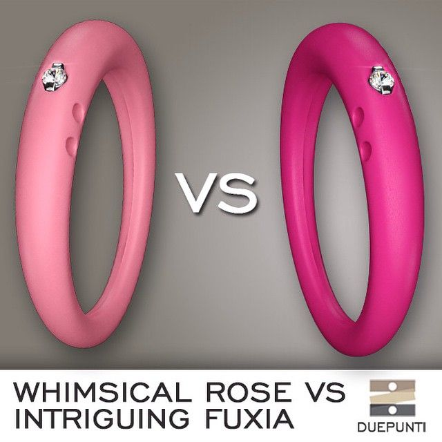 What's your color when you are in love? Whimsical Rose or Intriguing Fuxia? Let us know in a comment! #color #duepunti #duepuntimilano #roseisarose #instacool #fashion #instafashion #madeinitaly #instastyle