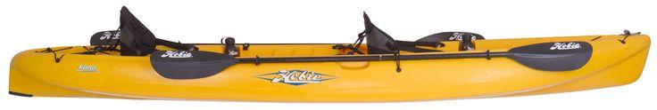 Kona : Golden Papaya : Hobie Kayaks