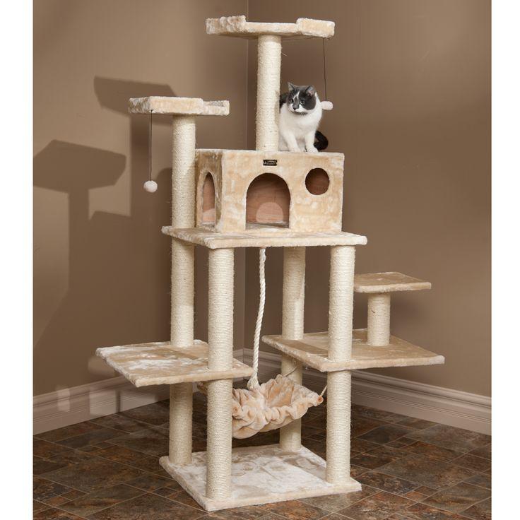 Free Cat Tree Plans Pdf Armarkat classic cat tree