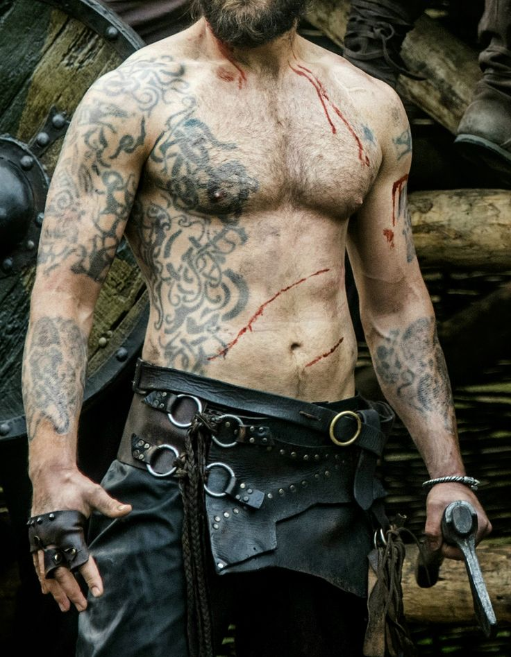 170 best images about celtic tattoos on pinterest norse for Did vikings have tattoos