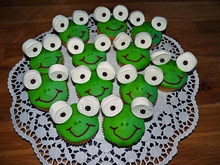 Frosch-Muffins, ein beliebtes Rezept aus der Kategorie Backen. Bewertungen: 60. Durchschnitt: Ø 4,4.