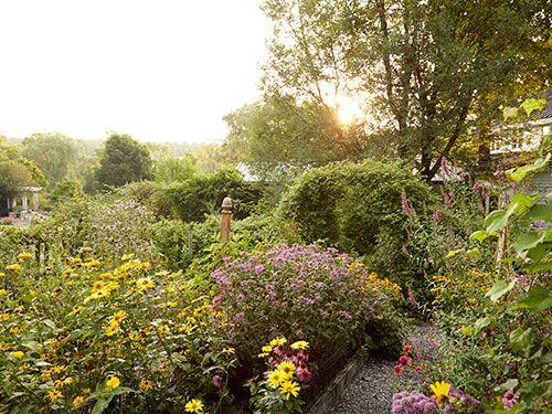 Step Inside a Sprawling New York Garden Estate
