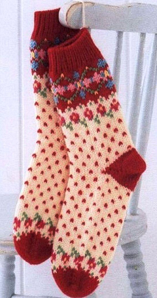 knit socks wool socks knitted socks Scandinavian pattern Norwegian socks Christmas socks gift to man. gift to woman men socks Women socks.