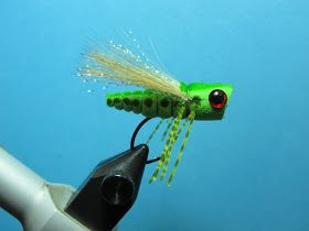 Fly Tying Nation: Foam Nation - foam fly pattern