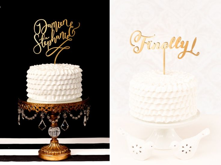 Best 25+ Personalised cakes ideas on Pinterest | Wedding ...