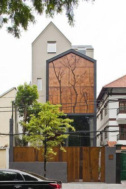 20 Unique Modern Vietnam House Design A La Vertical House