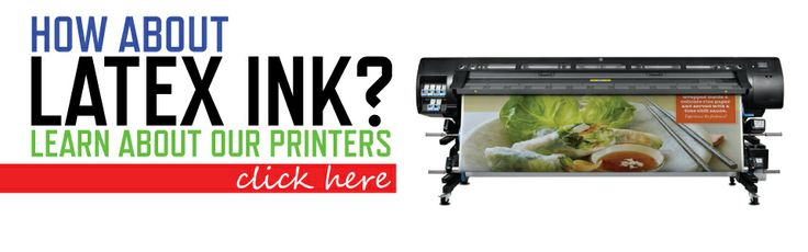 #ReedCustomPrinting has a #latex ink printer on site that can print up to 104 inches wide! #Printing #RCP