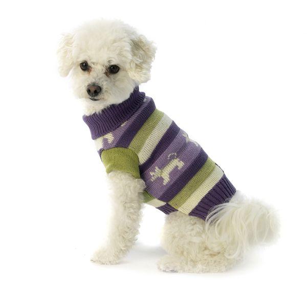 Tartan Dog Sweater Canada